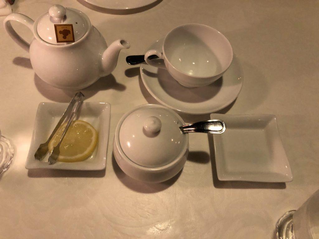 ドリンク:紅茶