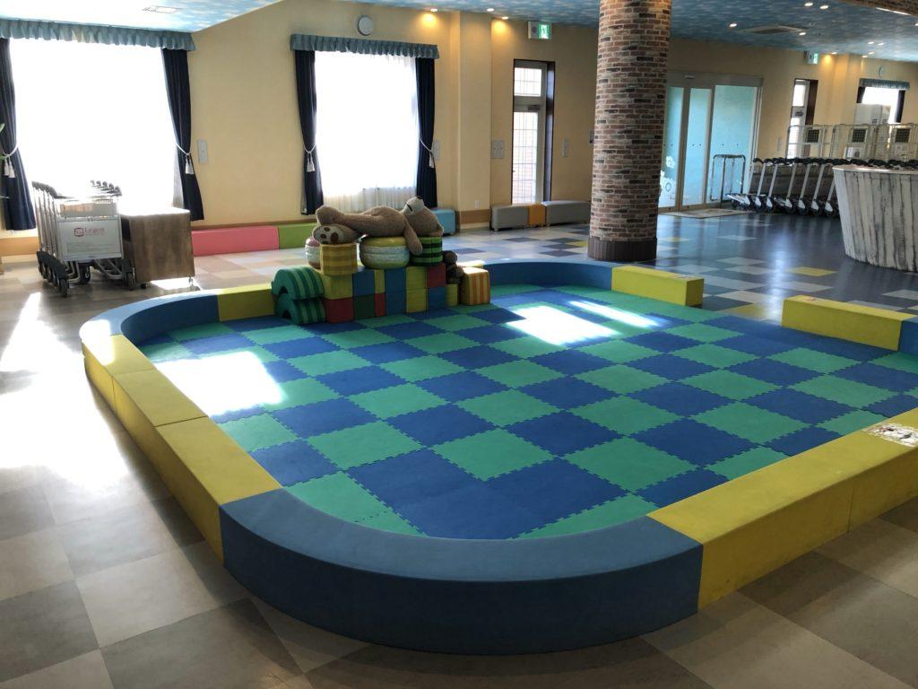 子供たちが遊べるスペース