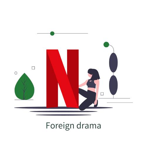 Netflixの英語学習におすすめな海外ドラマ【8選】