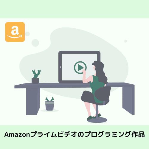 Amazonプライムビデオのプログラミング作品【ITエンジニアが紹介】