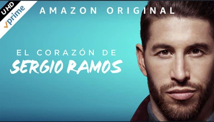 サッカードキュメンタリー:セルヒオ・ラモス 不屈の魂