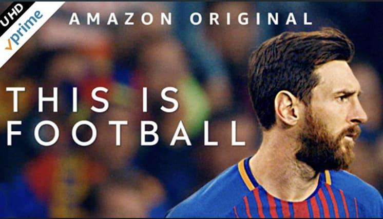 サッカードキュメンタリー:ディス・イズ・フットボール