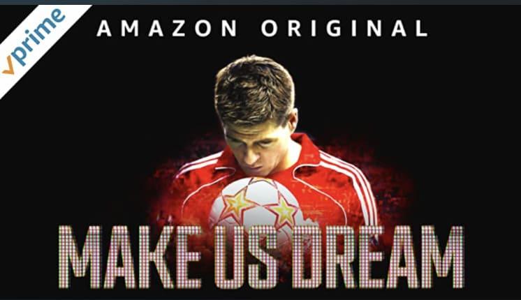 サッカードキュメンタリー:Make Us Dream