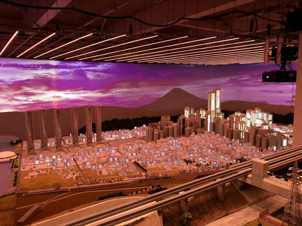 第3新東京市が再現されてる