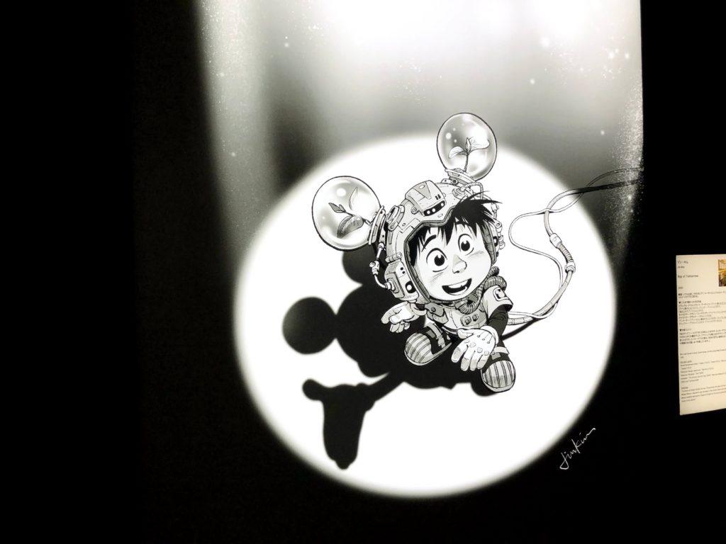 歴代ディズニー映画を担当した方々の作品