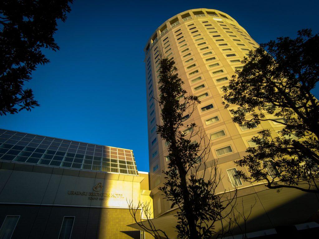 浦安ブライトンホテルに宿泊【アクセス・部屋・ディズニー・レストラン】