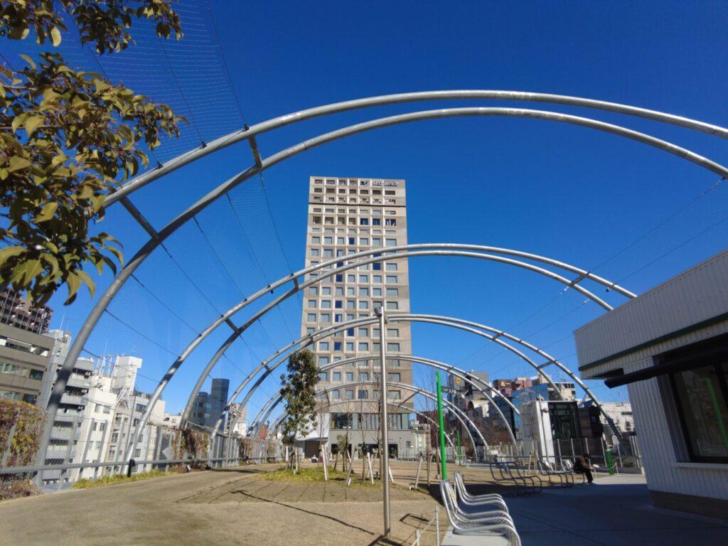 sequence MIYASHITA PARK に宿泊 【宮下パークにあるお洒落なホテル】